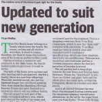June '14 New Homes: Updated to suit new generation